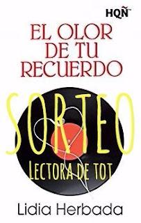 SORTEO DE UN EJEMPLAR DE 'EL OLOR DE TU RECUERDO'
