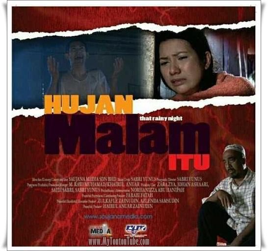 Telefilem Hujan Malam Itu (2016) TV1 - Full Telemovie