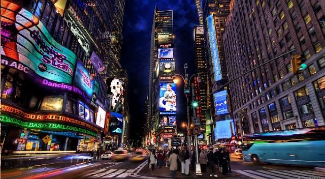 Setembro em Nova York