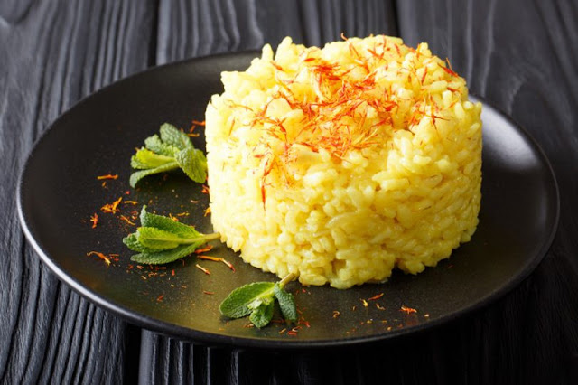 Kitchen Classics: Recipe For Risotto Alla Milanese