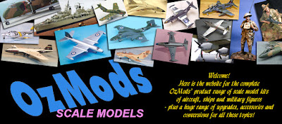 OzMods Scale Models