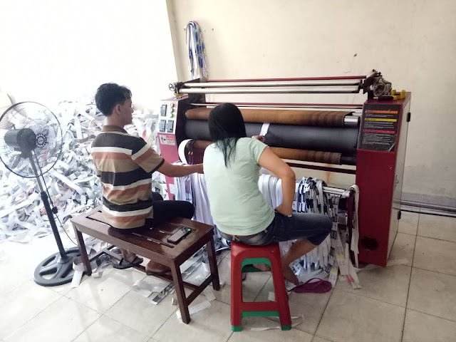Pusat Produksi Tali Lanyard ID Card Murah Di Jakarta