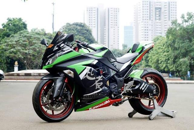 Kelebihan dan Kekurangan Motor Sport Kawasaki Ninja 250 Fi