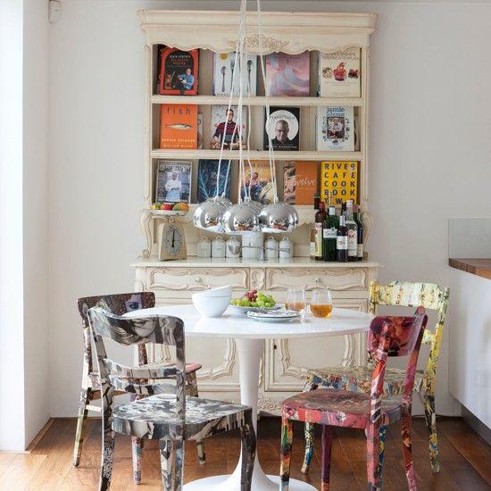 Smart Concept In Original Boho Chic Dining Room Design Dining Room Ideas