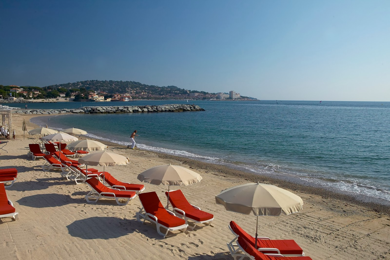 Sainte Maxime Cote d Azur Top 10 Beaches South France Villas