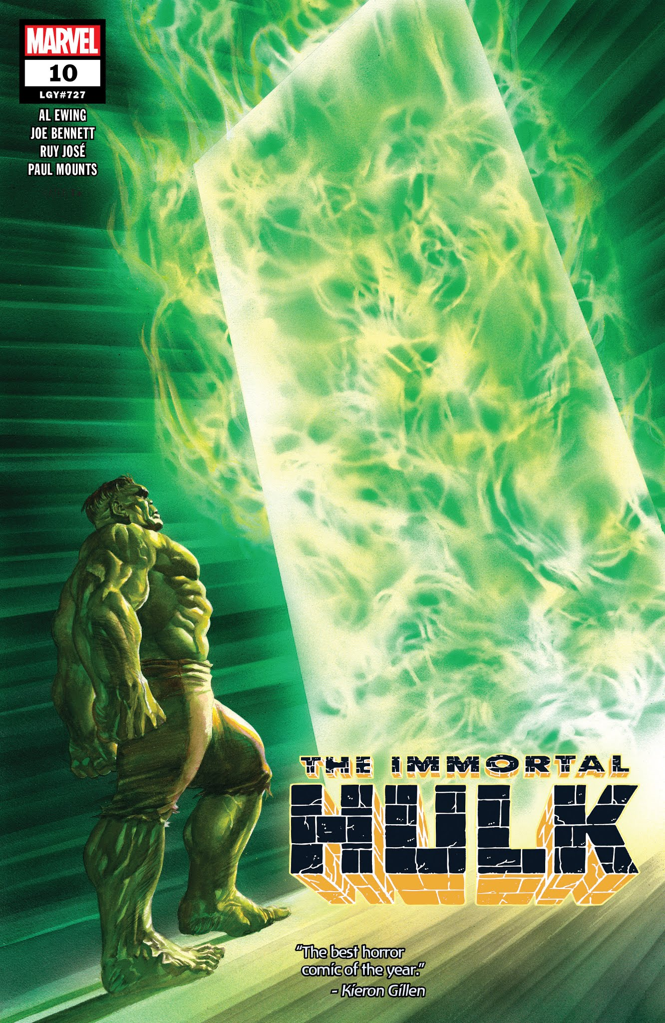 Immortal Hulk 10 Page 1