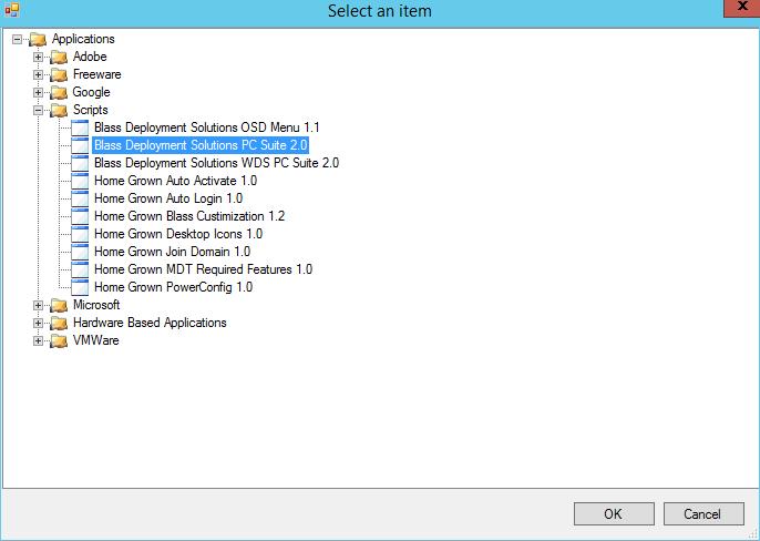 Blass IT: Blass Deployment Solutions PC Suite