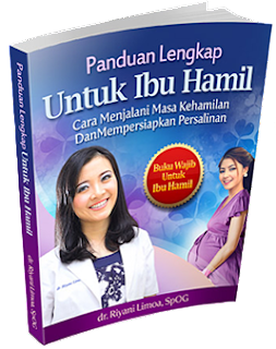 Buku Panduan Lengkap Untuk Ibu Hamil