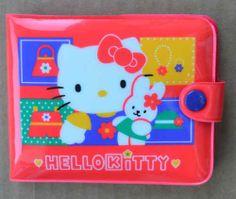 migliori scarpe da ginnastica a5d0a eb721 Te lo ricordi mica...: PostLampo: Il portafoglio di Hello Kitty.