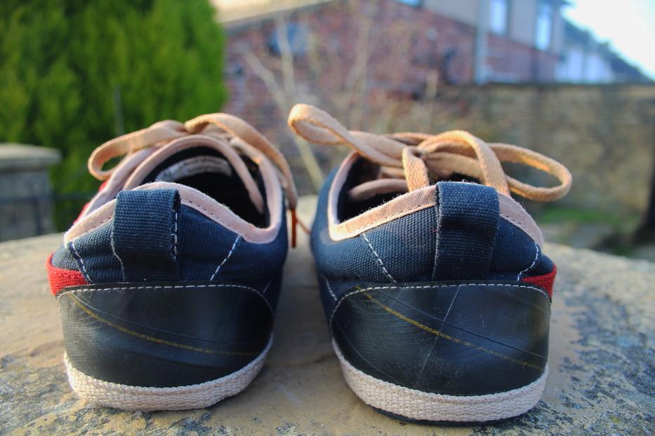 Vegan Tibet shoes