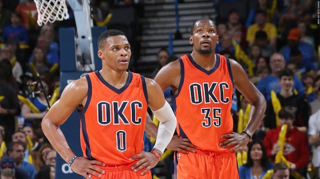 Le duo du Thunder est intenable