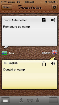 تحميل برنامج ترجمة فورية للايفون - مترجم الاصوات Translator for iPhone
