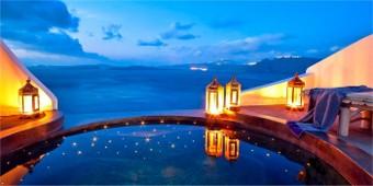 I migliori hotel e appartamenti di Santorini