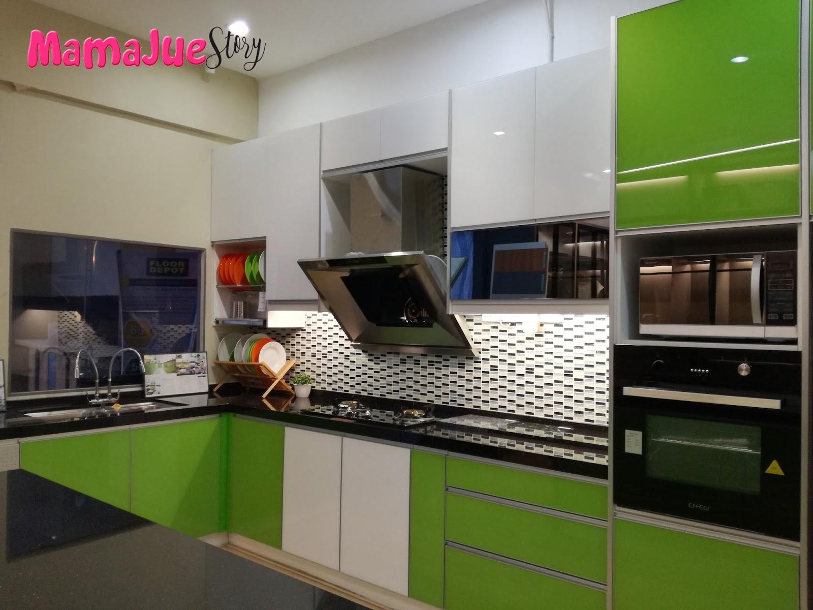 Intech Kitchen Pakar Kabinet Dapur Idaman Anda