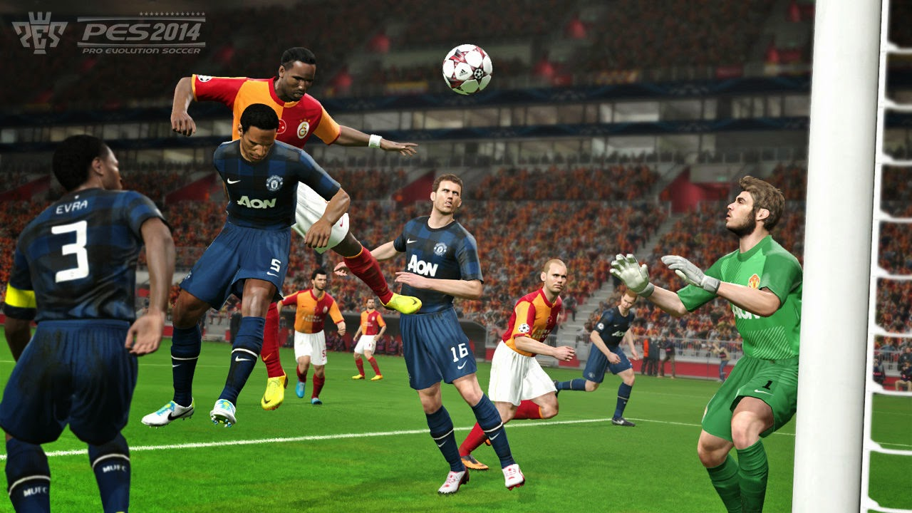 PES 2014 Free Download PC Game