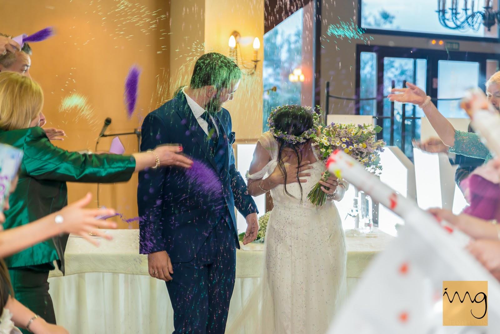 Fotografía de boda en momentos clave