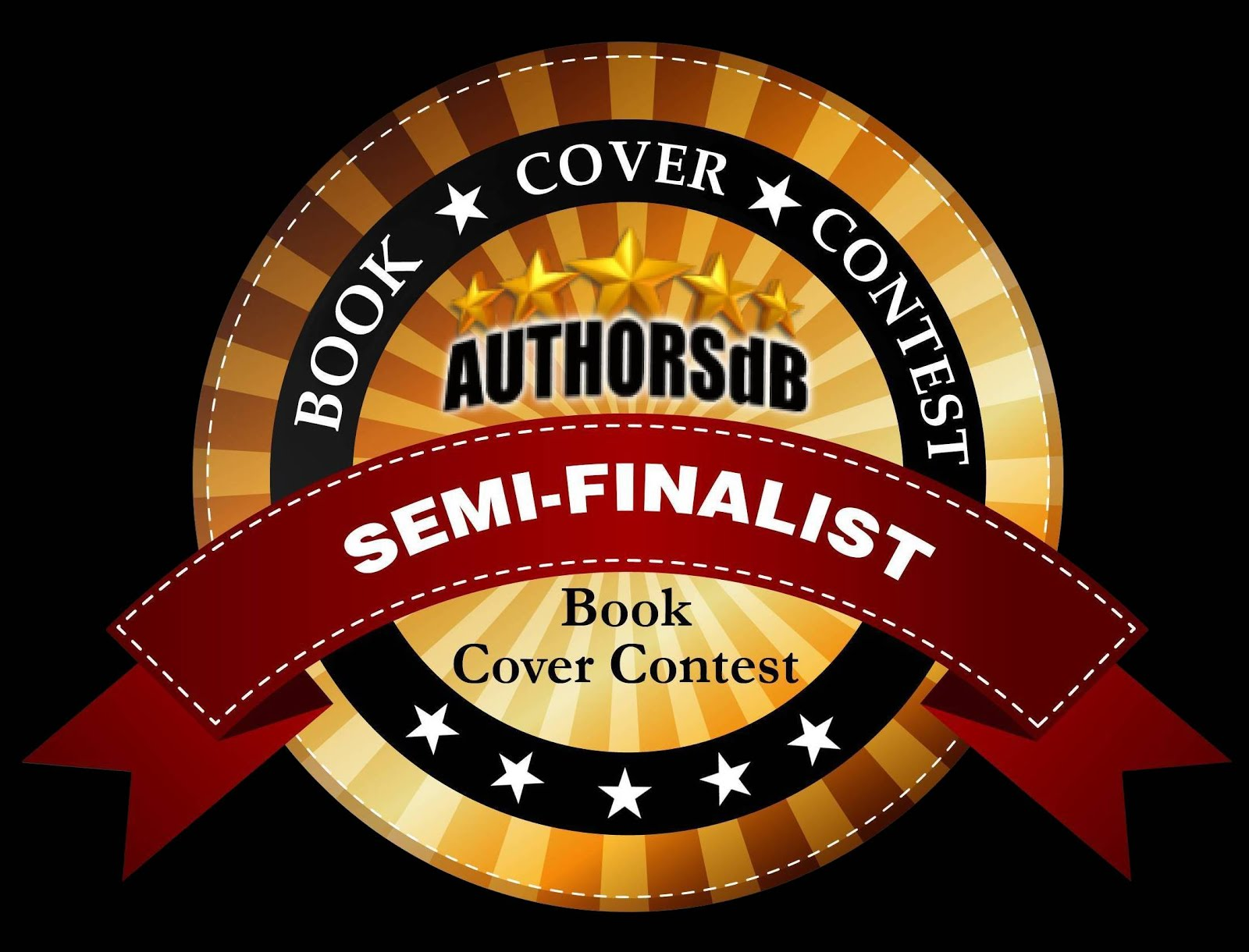 Semi finalist Authors db Cover Contest