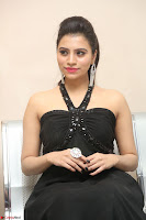 Priyanka in Sleeveless Black Slim Dress Spicy Pics ~  Exclusive 11.JPG