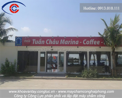 Nhà hàng Tuần Châu Marina - Hạ Long - Quảng Ninh.