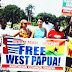 PAN African Support Full For Free West Papua