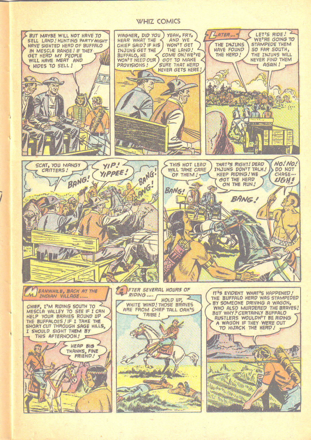 WHIZ Comics issue 147 - Page 15