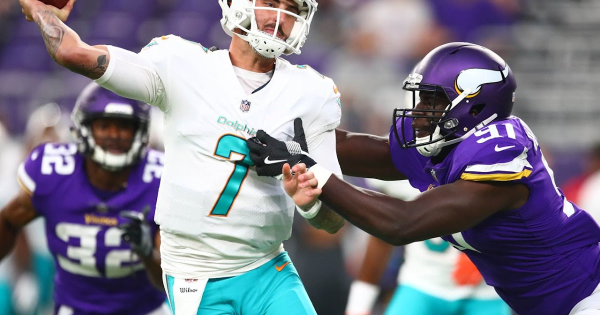 New Vikings offensive coordinator Kevin Stefanski said Thursday he wants to make it hard on the defense starting Sunday against the Miami Dolphins at US Bank