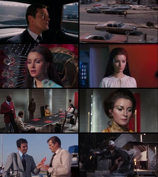 James Bond Live And Let Die 1973 Dual Audio Hindi 720p BluRay 950mb