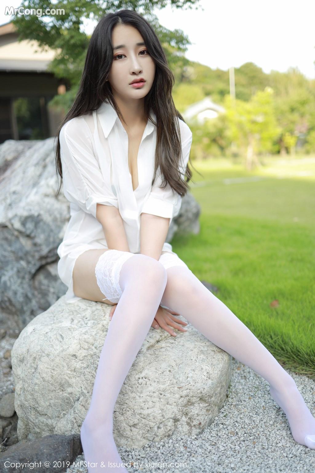 MFStar Vol.219: Betty林子欣 (54P)