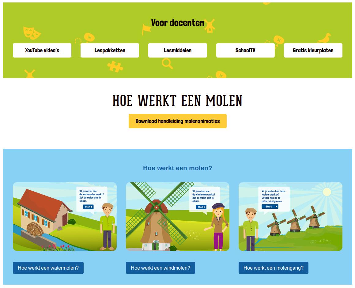 Kleurplaten Watermolen.Website De Hollandsche Molen Van De Vereniging De Hollandse Molen