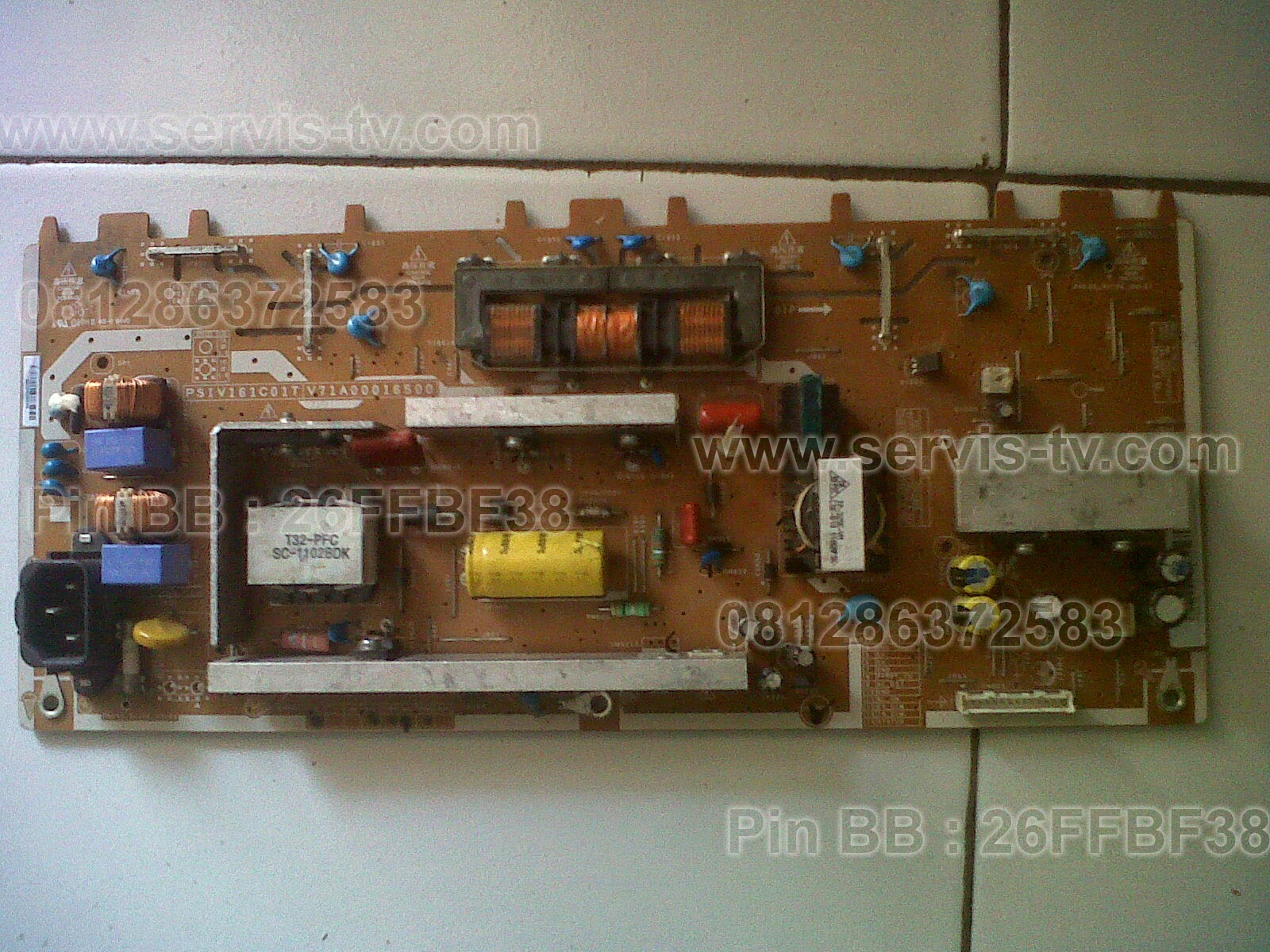 Power Supply Toshiba 32PB10E PSIV161C01T/V71A00016500