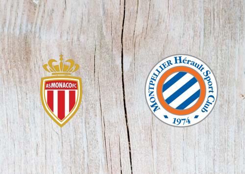 Monaco vs Montpellier - Highlights 01 December 2018