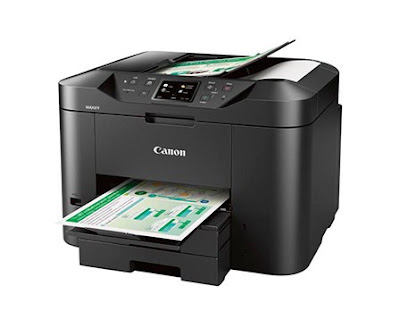 Canon MAXIFY MB2720 Driver Downloads