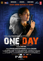 One Day: Justice Delivered (2019) Full Movie Hindi 1080p HDRip ESubs Download