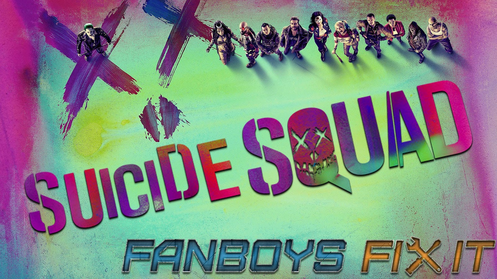 Fanboys Fix Suicide Squad Movies Problems