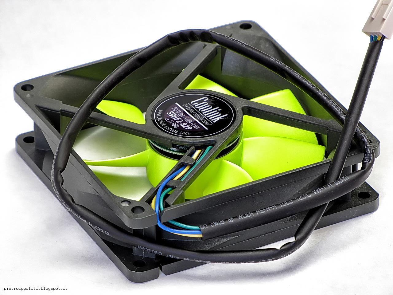 Coolink Swif2-92P, guaina di protezione