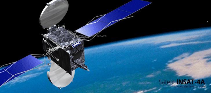 Daftar Lengkap Frekuensi dari Channel Yang Ada Di Satelit Insat 4A