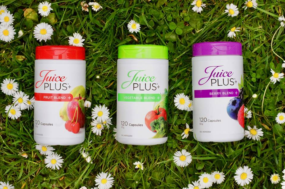 BEST SUPPLEMENTS EVER, THE JUICE PLUS +
