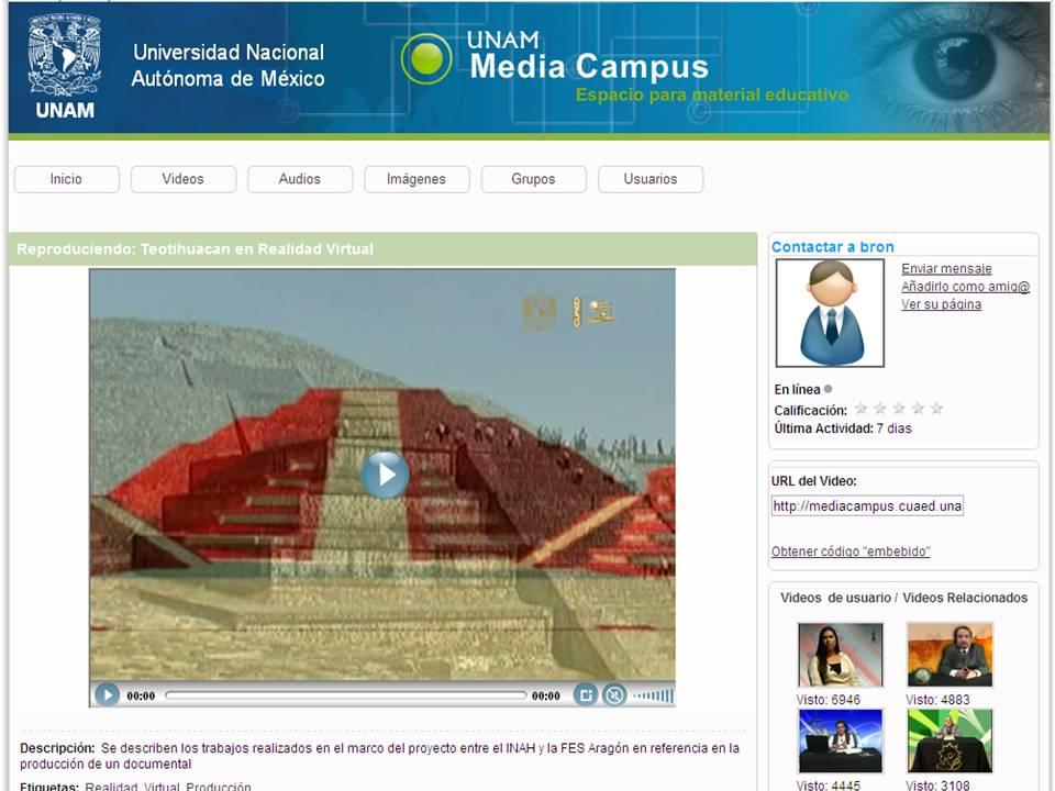 Reconstruccion De Zonas Arqueol 211 Gicas De Mexico Videos