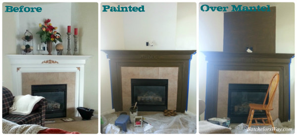 Batchelors Way My Sisters Living Room Fireplace Make over