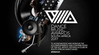 NEWS: Dance Music Awards South African (DMASA) 2017 - Lista Completa de Nomeados
