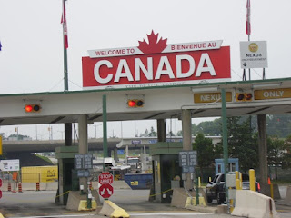 a rare bout of nostalgia: remembering our move to canada