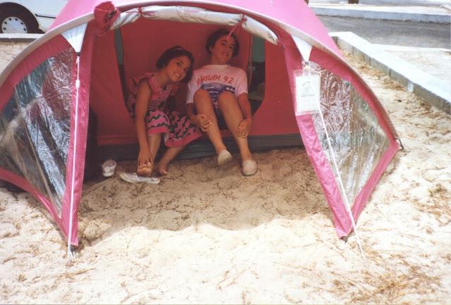 Nuestro apartamento de hermanas en Nazaré