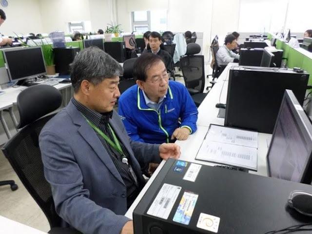 شركة تكنولوجيا كورية لا توظف إلا من هم فوق 55 عامًا!