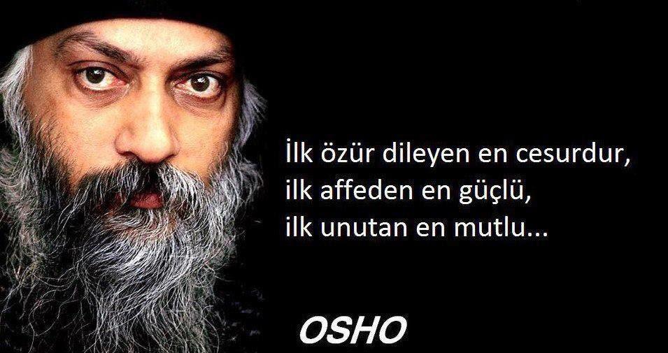 osho sözleri resimli