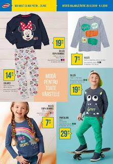 CATALOG PEPCO 28 decembrie 2018 - 9 ianuarie 2019 haine fetite