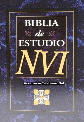 Cuestionan Biblia Nueva Versión Internacional