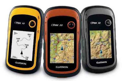 Garmin eTrex 20 Manual