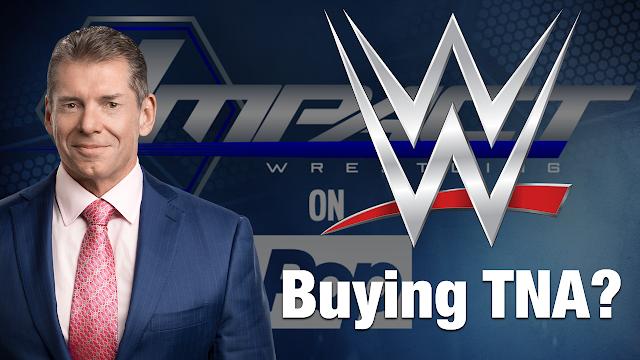 WWE buys TNA