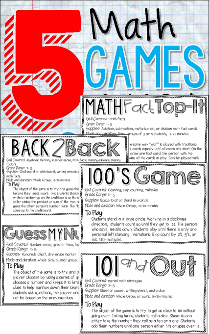 5th Grade Math Games and Videos • Free Online Games at ...