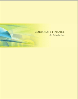 CORPORATE FINANCE An Introduction : Ivo Welch Download Free Finance Book